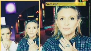 20 Beautiful Pictures of Carrie Fisher and Daughter Billie Lourd