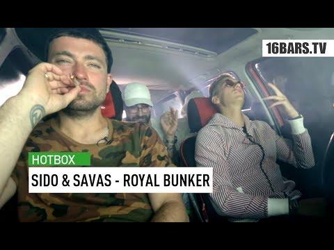 Savas & Sido - Royal Bunker   Hotbox Listening Session   16BARS.TV