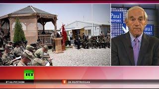 Неоконсерваторы зарабатывают на войнах  Рон Пол об отказе Вашингтона покинуть Ирак и Афганистан