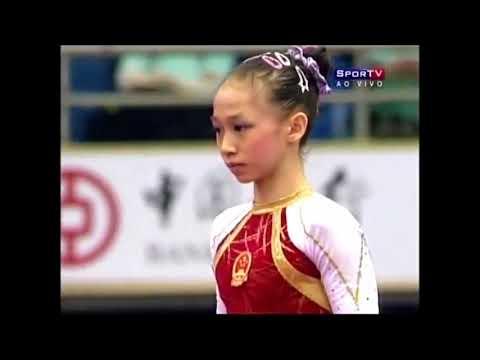 CoP 2017-20: Yang Yilin FX 2008