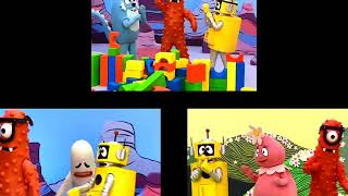 Yo Gabba Gabba Differences Episode Songs