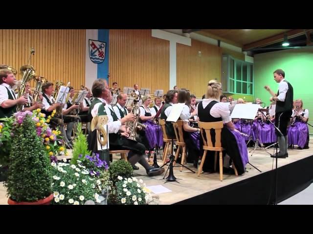 Blaskapelle Übersee-Feldwies - Frühjahrskonzert 2011