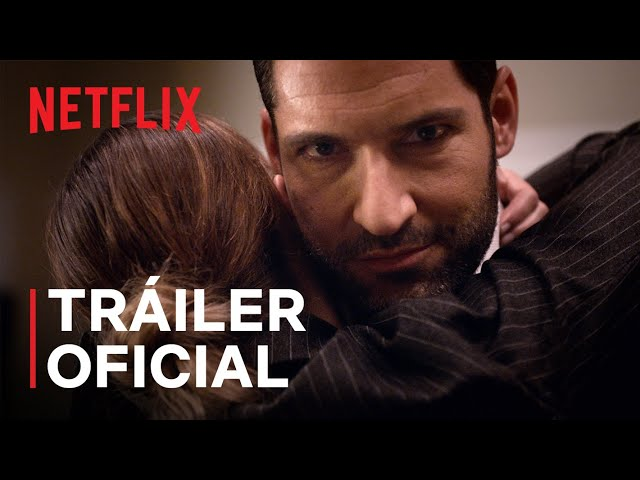Lucifer: Temporada 5 | Tráiler oficial | Netflix - Netflix Latinoamérica