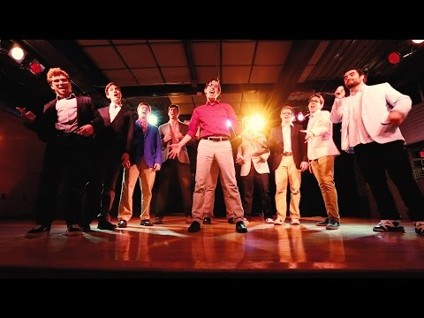 Drop the Octave: Uptown Funk - Gettysburg College's premier all-male a cappella group