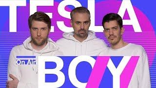 Tesla Boy –U LIVE | On Air