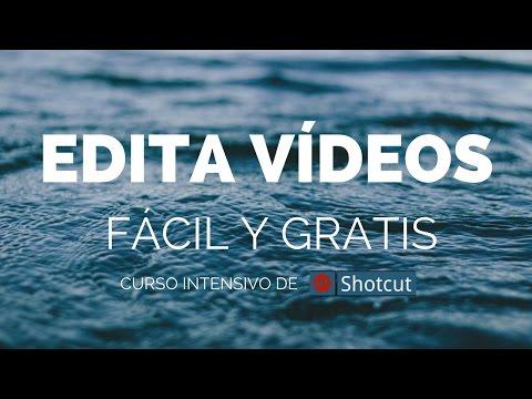 Shotcut: Editor de Vídeo en Español