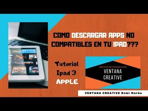 IPAD - Instala Aplicaciones (Apps) No Compatibles [MUY FÁCIL Y RÁPIDO]