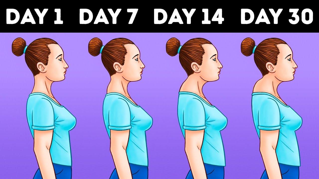 Што се случува со вашето тело кога не вежбате воопшто?