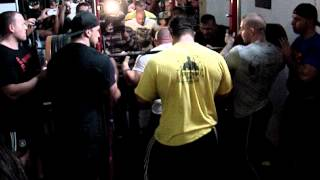 Bohos Kornél guggolás 380kg