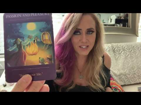 """PISCES ♓️ """"They Cannot Stop Thinking Of You"""" Weekend Tarot Reading"""