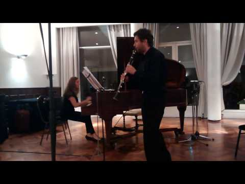 Parotti   Clarinet Sonata n2 op 29 n6