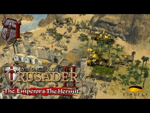 Stronghold Crusader II - The Emperor and The Hermit  #1 - en español