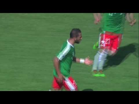 Munther Abu Amara equalises for Al Wehdat!