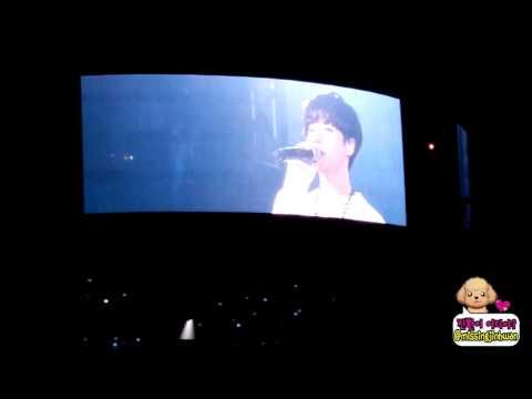 [Fancam] 141207 IKON - Ment (Big Bang Fukuoka Concert Opening) 빅뱅 후쿠오카 콘서트 오프닝 - 아이콘 (멘트)