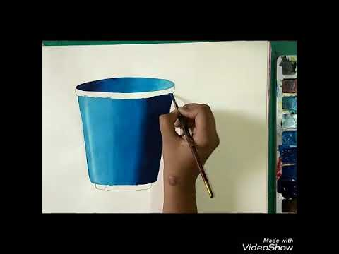 Basics of Elementary Grade Exam  step-by-step tutorial of how to draw &  paint bucket EP-1
