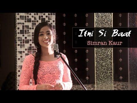 Itni Si Baat - FINGER SNAP COVER | Arijit...