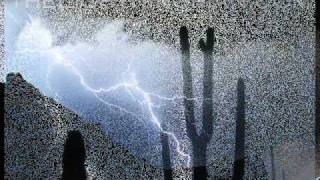 Arizona Lightning Thunderstorms Striking Fine Art Photography