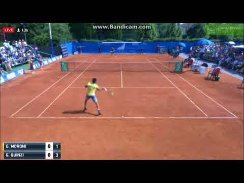 QUINZI vs MORONI Finale Mestre Challenger HIGHLIGHTS