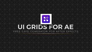 UI-Grid: Kostenlose AE Grid Generator Preset