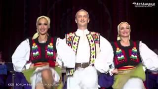 """XXX FORUM HUMANUM MAZURKAS -Narodowy Chór Ukrainy im. """"G.G.Wierowki""""-Taniec rumuńskich Ukraińców"""