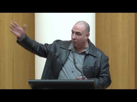 Dr John Falzon, Chief Executive Officer, St Vincent de Paul Society National Council of Australia