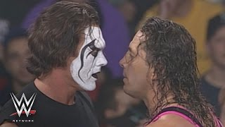 WWE Network: Bret Hart vs. Sting: WCW Mayhem