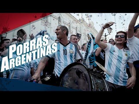 Porras Argentinas   Zar Azteco - Facundo