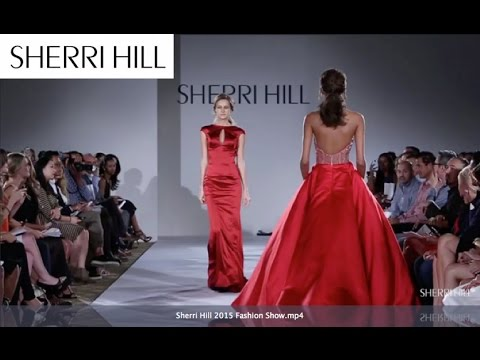 Sherri Hill 2015 Fashion Show