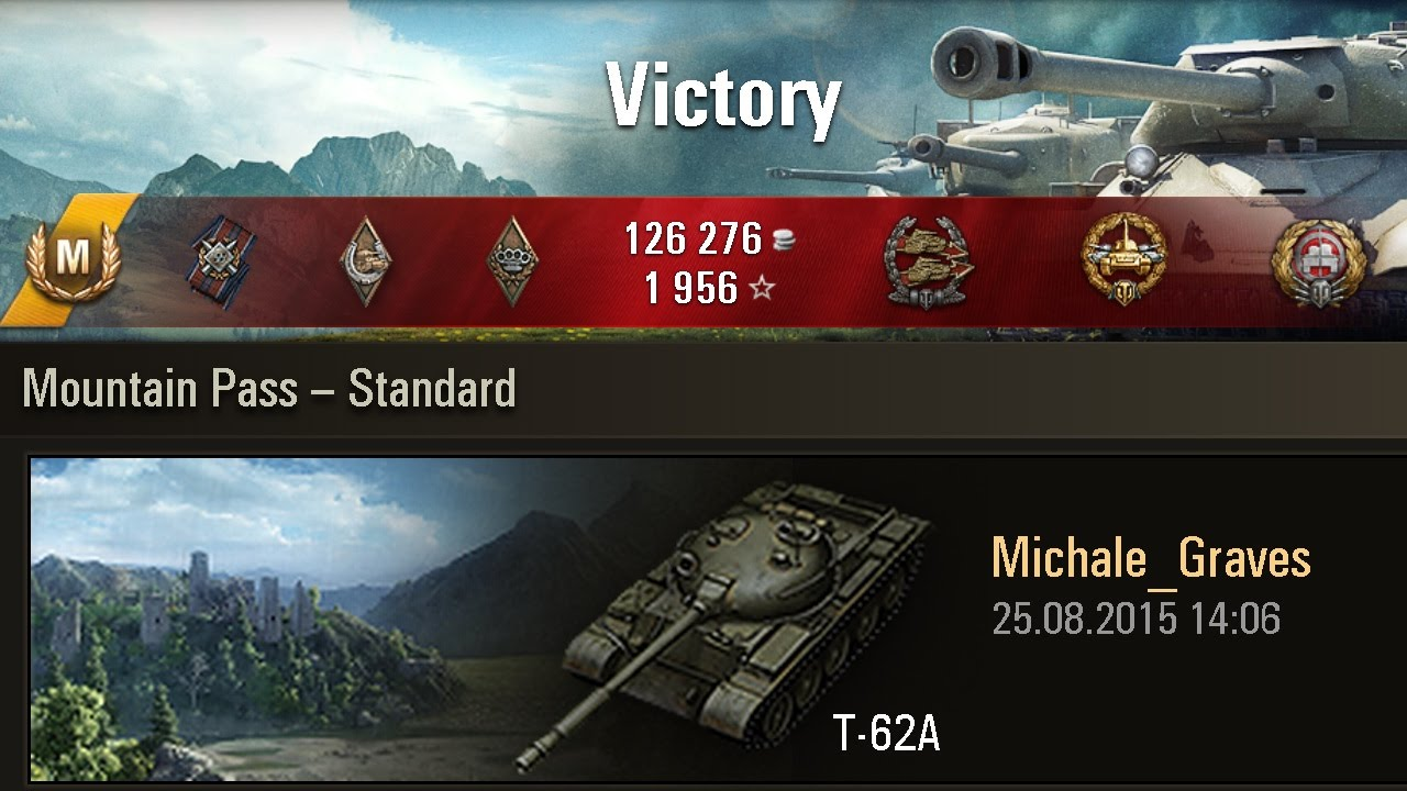 t 62a wot gameplay venice - photo#3