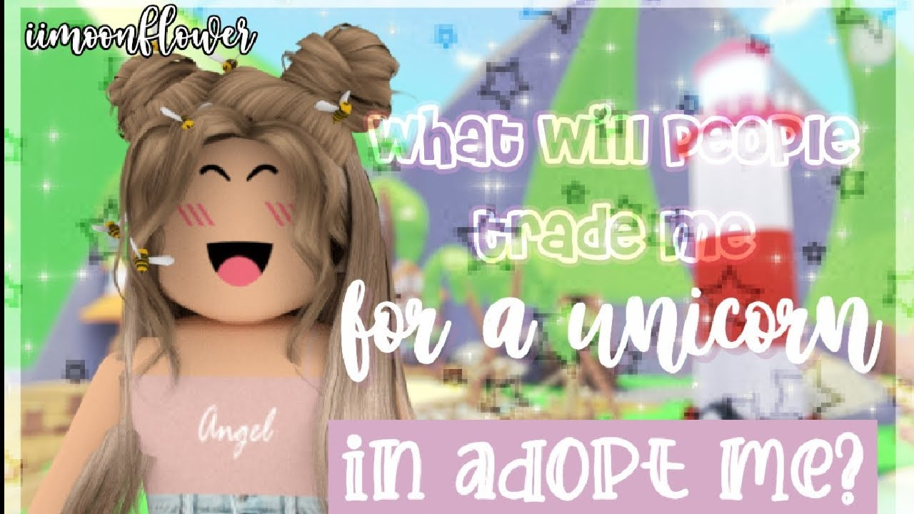 What Will People Trade Me For A Unicorn In Adopt Me Roblox