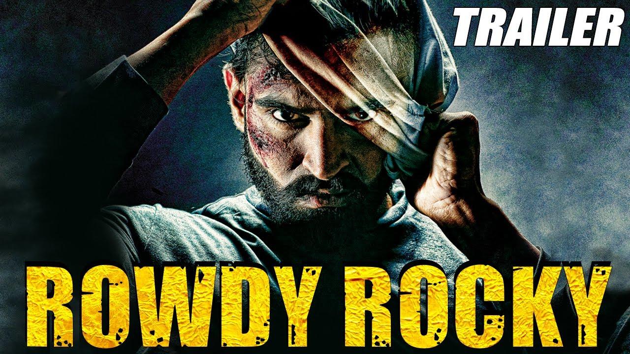 Rowdy Rocky (Rocky Mental) Official Hindi Dubbed Trailer   Parmish Verma, Tannu Kaur Gill, Mahabir