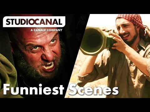 TOP 7 FUNNIEST SCENES FROM FOUR LIONS - Starring Riz Ahmed
