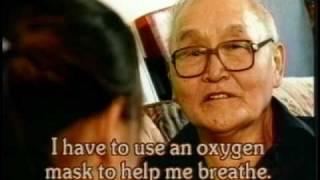 Smoking PSA Grandpa & child-Inuit lang/Eng sub