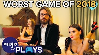 The Worst Game of 2018: Super Seducer