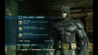 Batman: Arkham Origins - Breaking In Extreme (0:37.48)