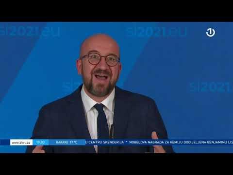 Download Usvojena deklaracija na samitu EU-Zapadni Balkan