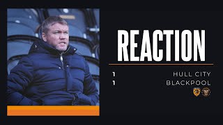 Hull City 1-1 Blackpool | Reaction | Sky Bet League One