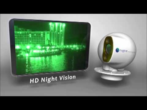 Night Navigator 3 - Marine Night and Day Vision
