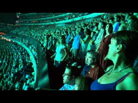 U2 Meadowlands Stadium 20 July 2011