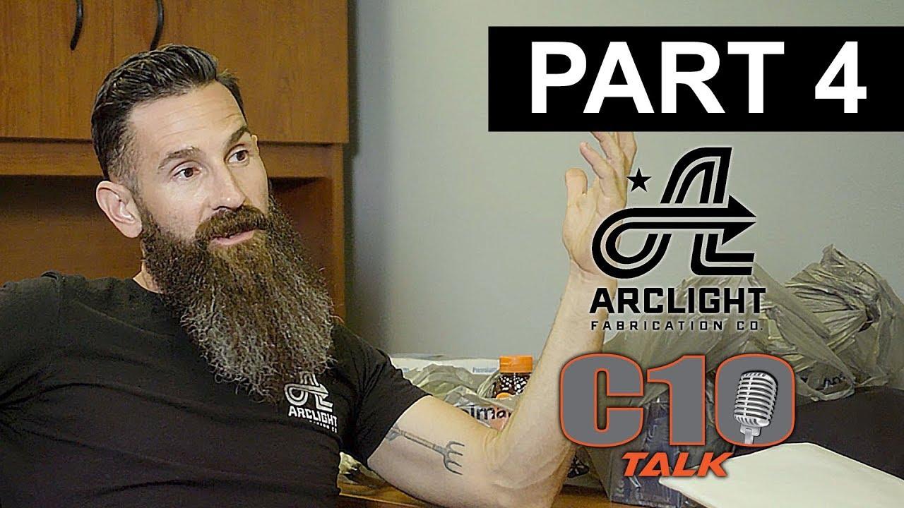 Aaron Kaufman C10 Talk Part 4