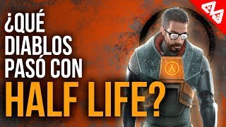 ¿Qué diablos pasó con Half Life? | Una trilogía incompleta