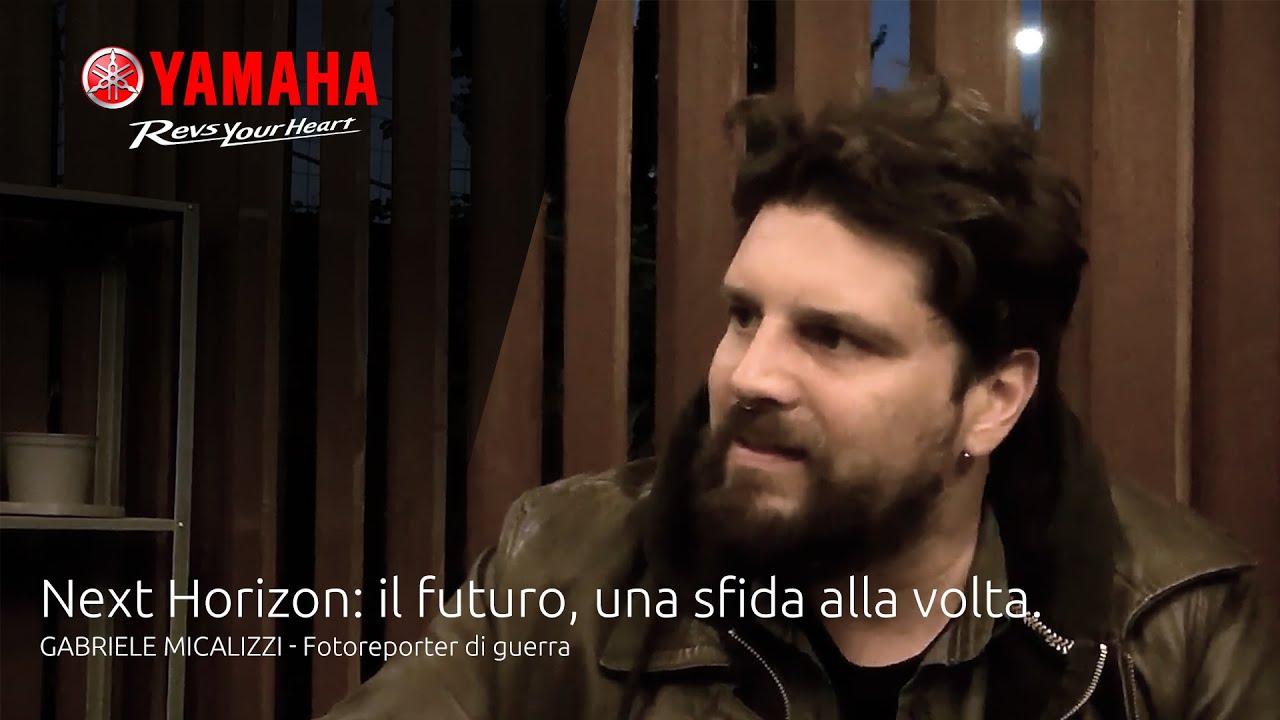 Next Horizon: il futuro, una sfida alla volta | Gabriele Micalizzi