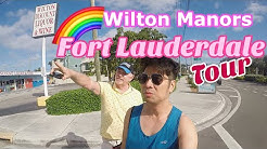 🌈 Wilton Manors Fort Lauderdale Gay Tour with Uncle Allen