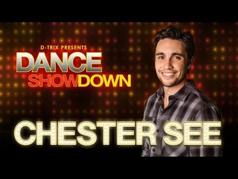 Dance Showdown Presented by D-trix - Joey Fatone, Laurieann Gibson & Ryan Higa - Dance Showdown from YouTube · Duration:  42 seconds