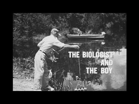 The Biologist and the Boy - Texas Parks and Wildlife [Official]