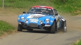 CLASSIC CARS ADAC Rallye Deutschland 2013 by stefvideo74 [HD]