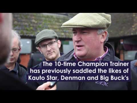 Paul Nicholls | Cheltenham Preview