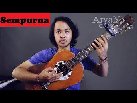 Chord Gampang (Sempurna - Andra And The Backbone) by Arya Nara (Tutorial Gitar) Untuk Pemula