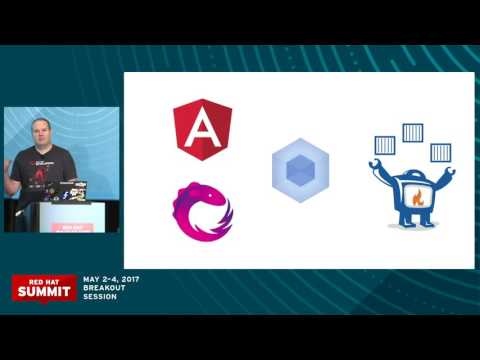 Angular 4 & Fabric8: Scale your front-end development team