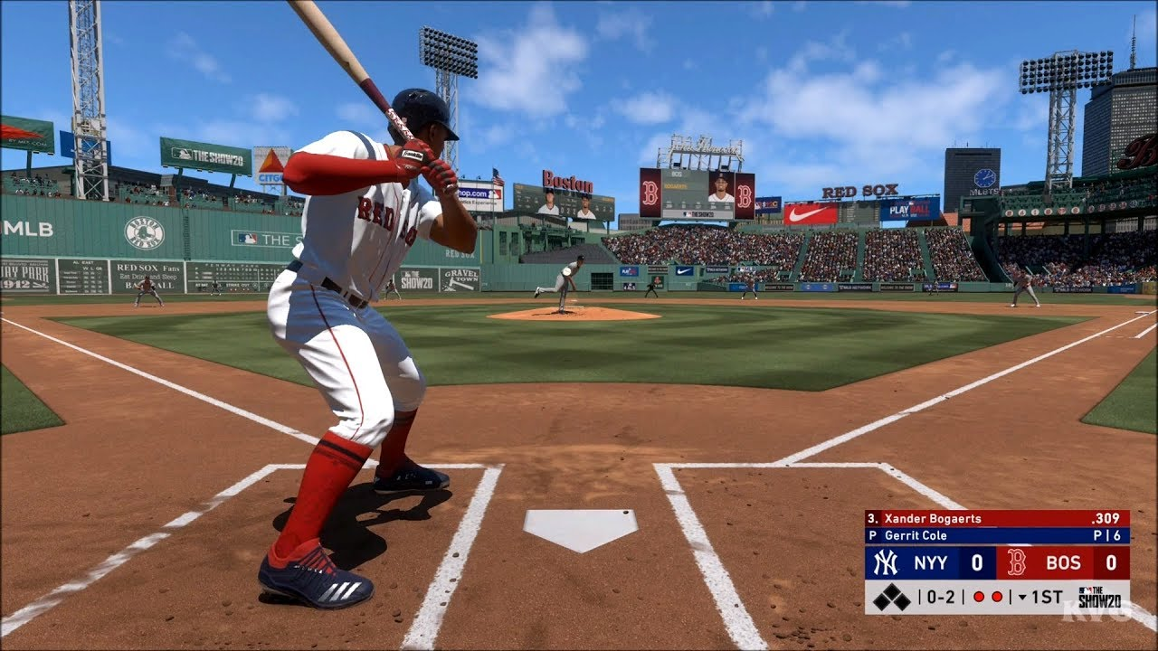 Download MLB The Show 20 - Gameplay (PS4 HD) [1080p60FPS]